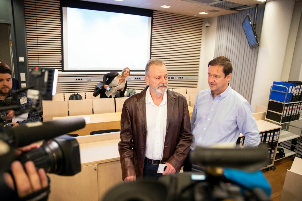 Eirik Jensen møter i retten igjen fra 14. januar, tiltalt for medvirkning til narkotikainnførsler og grov korrupsjon.