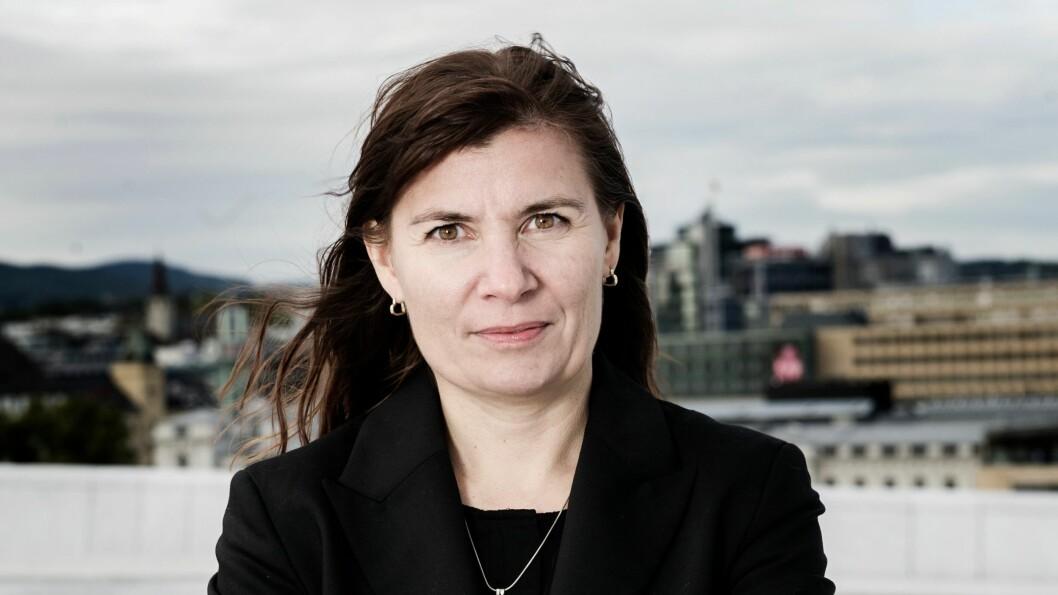 Ellen Katrine Hætta, politimester i Finnmark, mener et felles helikopter for nødetatene i Finnmark hadde løftet totalberedskapen mye.