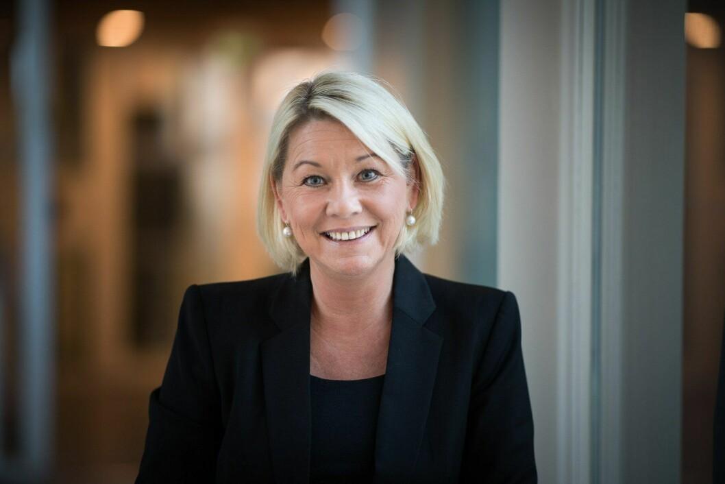 Monica Mæland (H) blir ny justisminister, skriver VG.