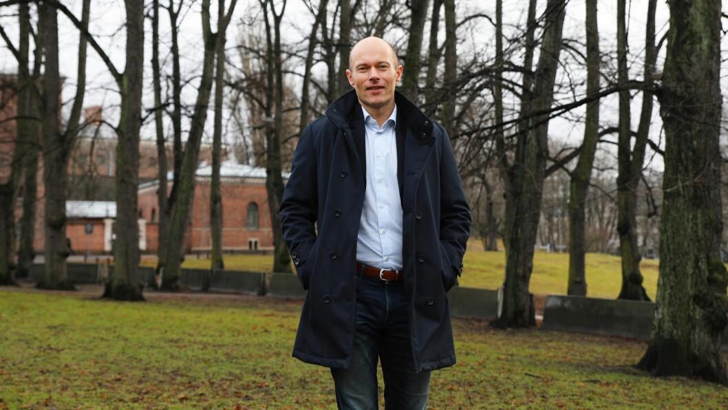 ADVARER: Utvalgsmedlem Rune Solberg Swahn mener det har en for høy risiko, med for mange negative konsekvenser i samfunnet sett under ett, hvis man avkriminaliserer narkotika for alle i Norge. - Jeg vil ikke anbefale regjeringen å ta den risikoen, sier han.