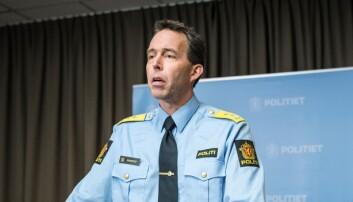 FRIFUNNET AV TRE: - Varslingssaken og varselet om gjengjeldelse er vurdert av tre uavhengige instanser, sier politimester Kaare Songstad i Vest politidistrikt.