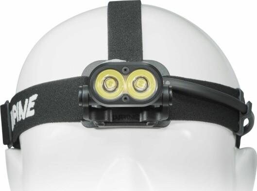 Politiforum har testet hodelykten Lupine Piko X4 SC 1900lm.