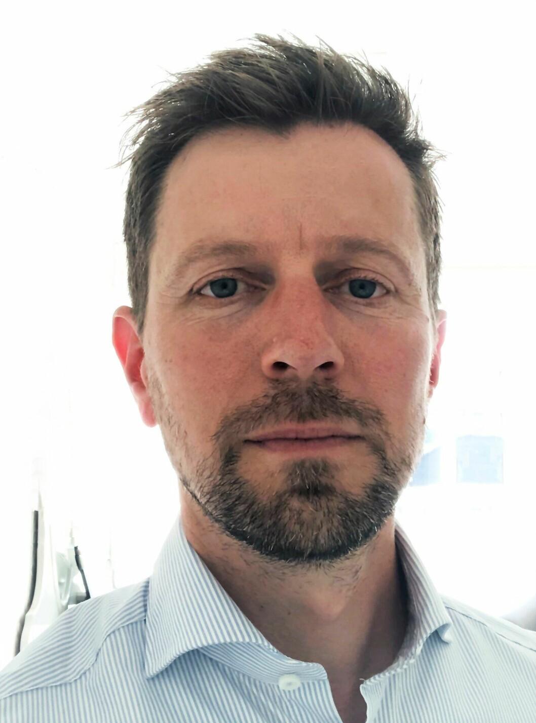 Johannes Sjo Steinsvåg, politioverbetjent ved PHS Stavern.