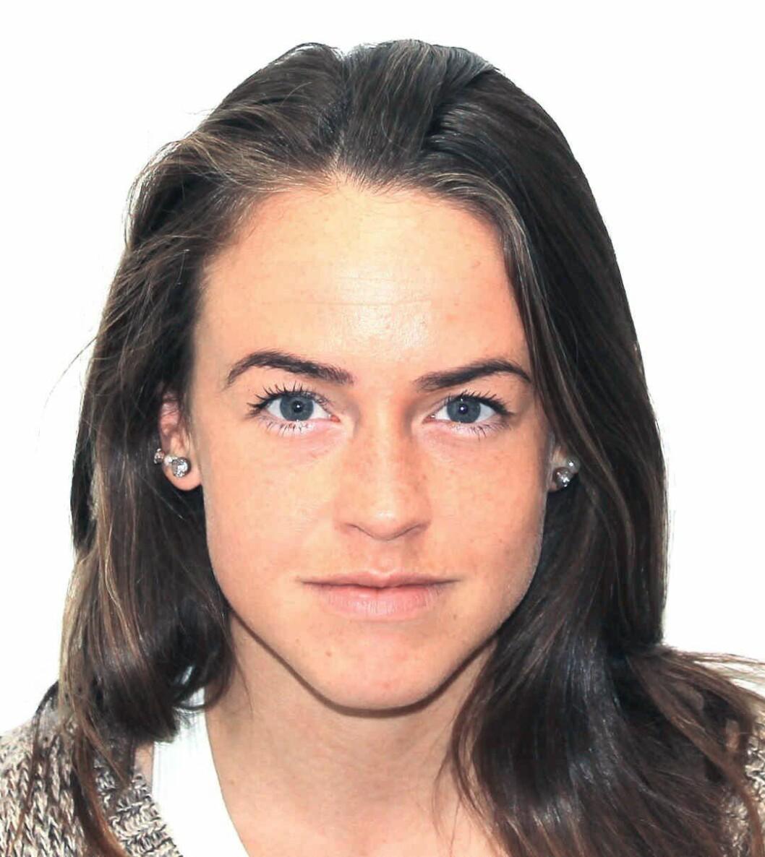 Lena R. Tomren, politibetjent ved Oslo politidistrikt.