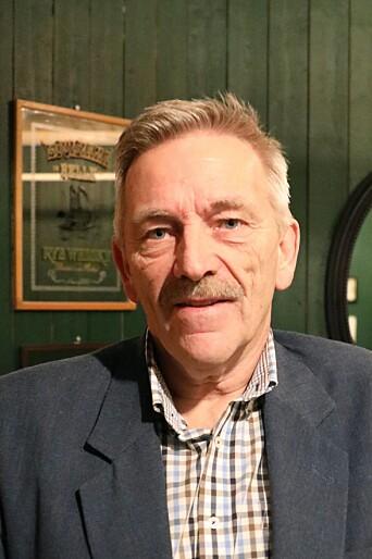 Nils Johan Mikalsen, tidligere lensmann i Salangen.
