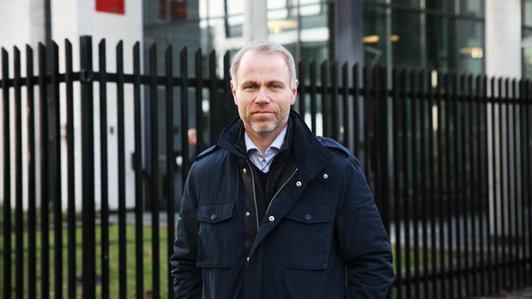 Helge Mehus startet i ny jobb som sjef for livvaktseksjonen hos PST på nyåret. Dermed er en 25 år lang epoke i Beredskapstroppen over.