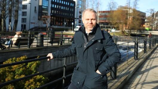 BEDRE BEREDSKAP: Helge Mehus tror det nye beredskapssenteret vil gjøre at Beredskapstroppen får omstilt seg fra trening til å kunne rykke ut, enda raskere enn i dag.
