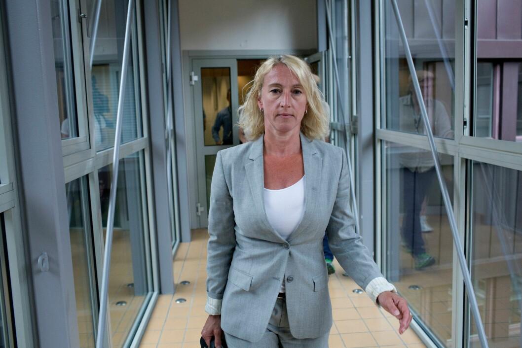 FORFREMMET: Flere har reagert etter at Vest politidistrikt forfremmet politiinspektør Sidsel Isachsen, til en seksjonslederstilling med personalansvar. Isachsen henla Monika-saken som et selvmord i 2012.