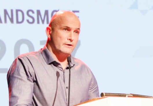 Kjetil Rekdal, leder for Felles enhet for operative tjenester (FOT) i Vest politidistrikt.