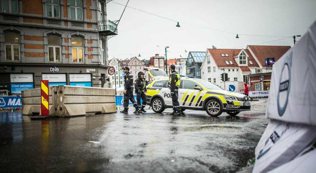 Politidirektoratet opplyser at de foretar nye risikovurderinger knyttet til smittevernstiltak opp mot tjenesteområder og funksjoner.