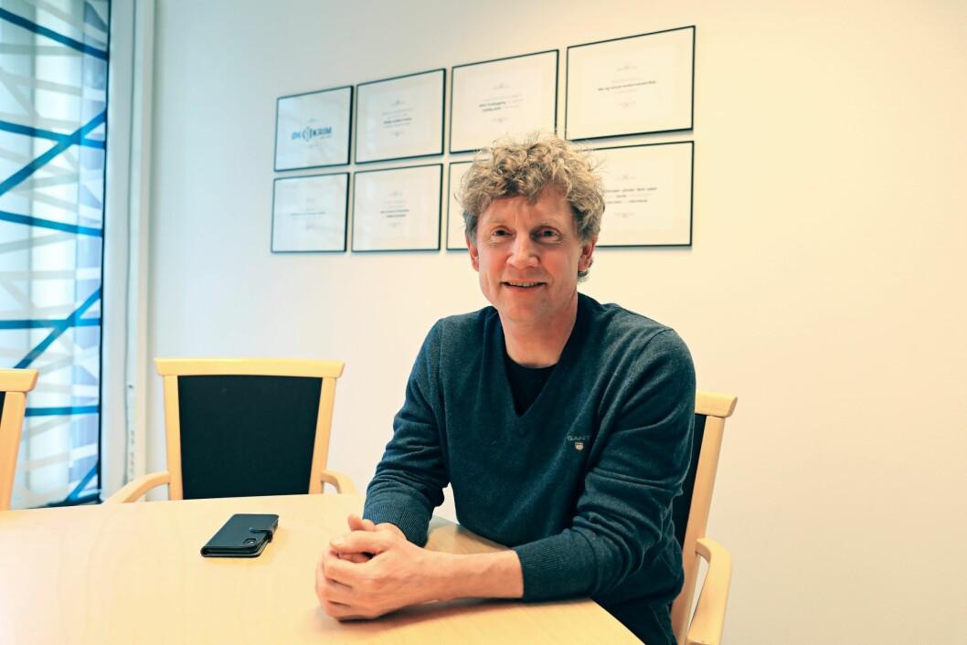 MAGER INNDRAGNING: Assisterende Økokrim-sjef Reidar Bruusgaard innrømmer at inndragningstallene over tid har vært for dårlige.