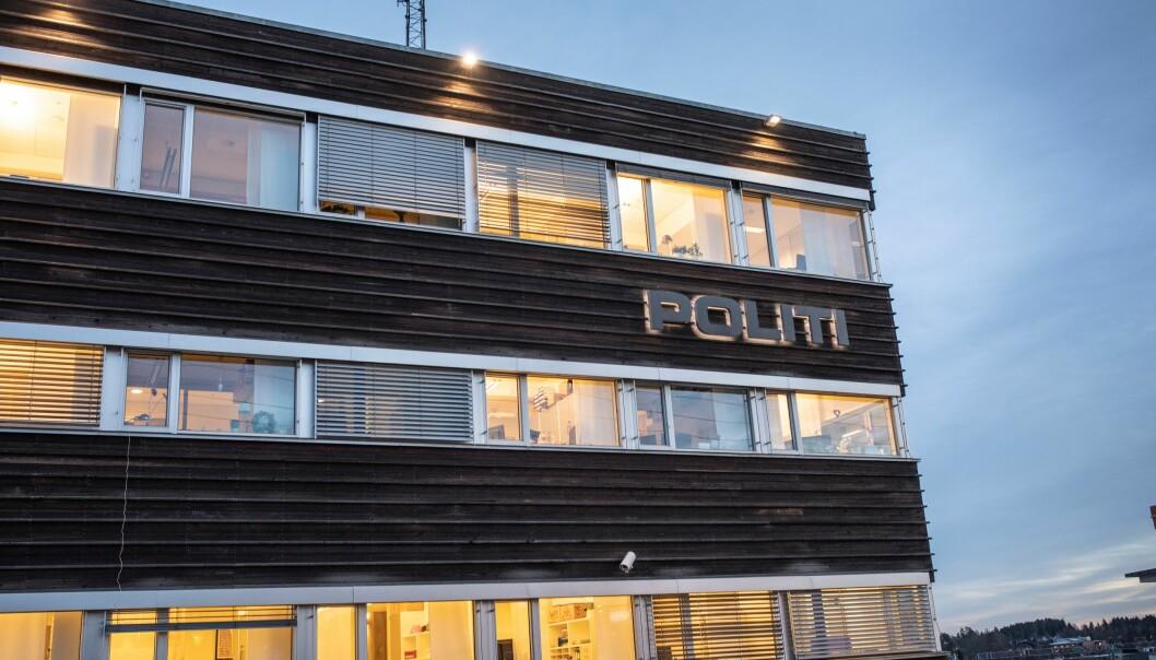 Politihuset i Ski er hovedsetet i Øst politidistrikt.