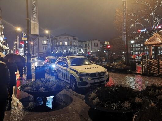 MILLIARDINDUSTRI: Oslo politidistrikt har et busjett på 3,4 milliarder kroner i 2020. Det er desidert mest av alle politidistriktene.