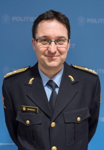 Ole Bredrup Sæverud, politimester i Sør-Øst.