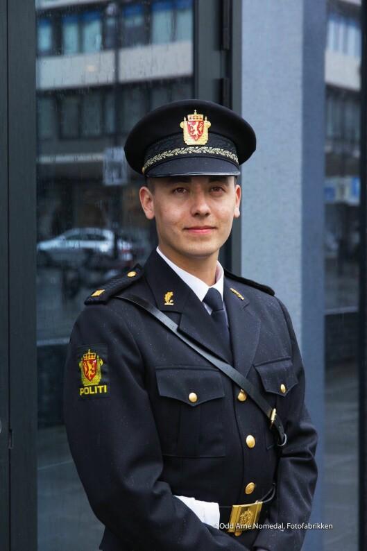 ER KLAR: - Jeg ønsker bare å gjøre min del for å bidra til et trygt samfunn i en annerledes hverdag, sier Kim Eirik Nygaard.