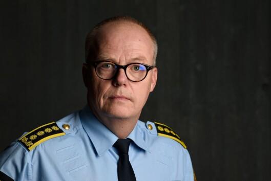 Johan Martin Welhaven, påtaleansvarlig i Innlandet politidistrikt.
