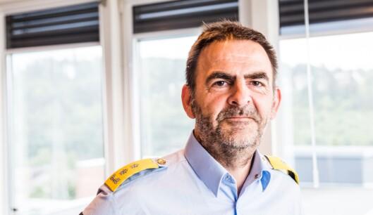 Ketil Haukaas har vært sjef for Kripos siden 2012.