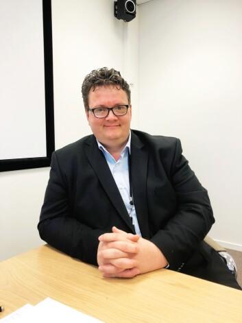 AVSLUTTER: – Det har vært viktig for POD å sette en tydelig sluttdato for Omnia-prosjektet, sier Arild Hagen i POD.