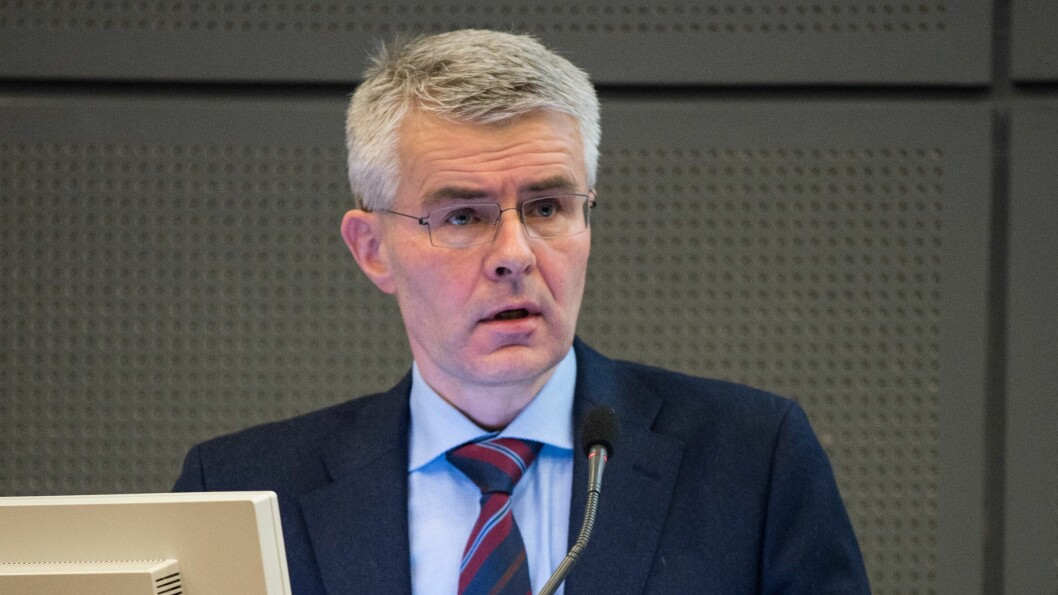 Tidligere Økokrim-sjef Trond Eirik Schea har fått nye oppgaver i jobben som førstestatsadvokat ved Riksadvokatembetet.