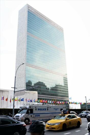 FN-bygningen.