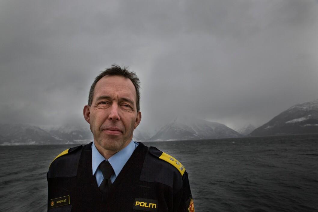 Politimester Kaare Songstad i Vest politidistrikt mener det vil gå utover ungdommen hvis rusreformutvalgets forslag om avkriminalisering blir vedtatt.