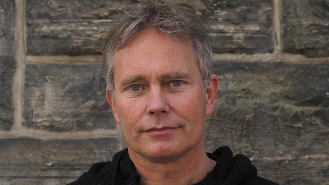Arild Knutsen, leder av Foreningen for human narkotikapolitikk.