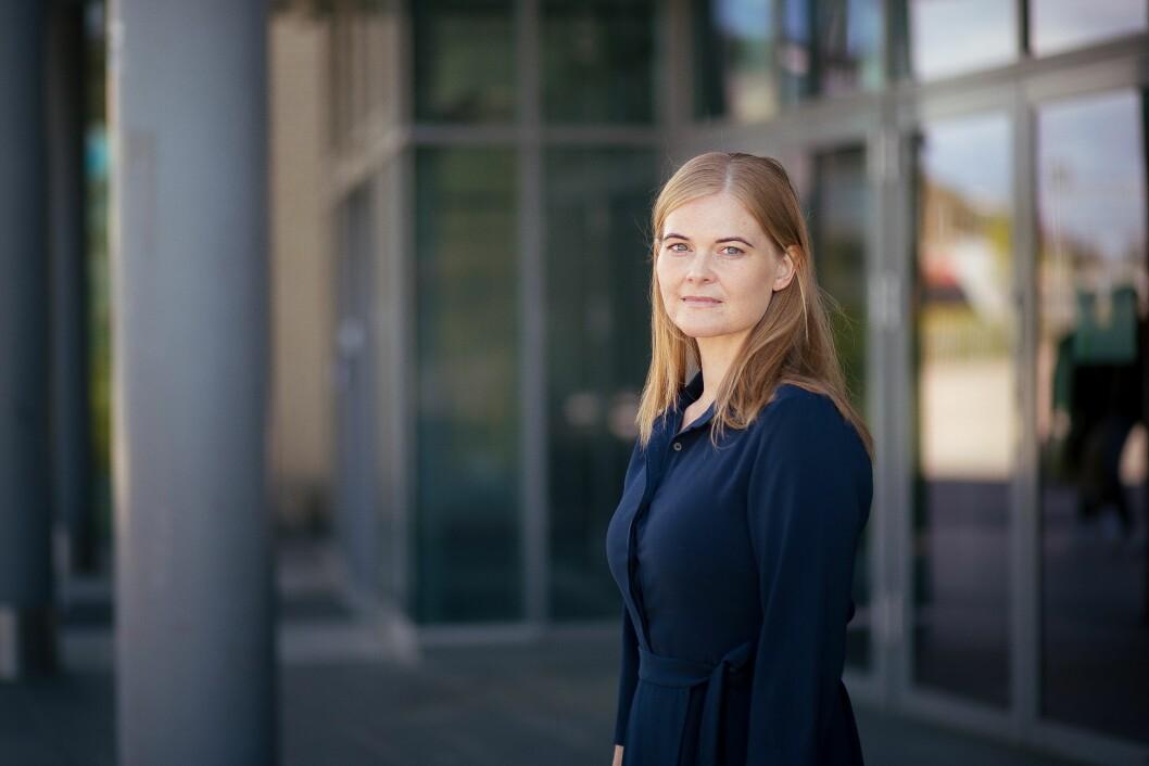 Berit Lund Koksvik, rettshjelper BLK Rådgivning.