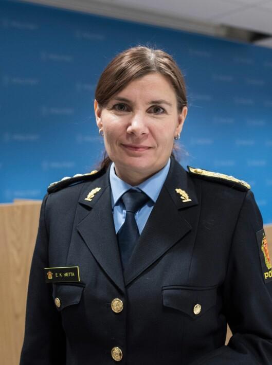 Ellen Katrine Hætta, politimester i Finnmark, sier man må se nærmere på det å vekte trafikk høyere enn vold, overgrep og alvorlige narkotikaforbrytelser.