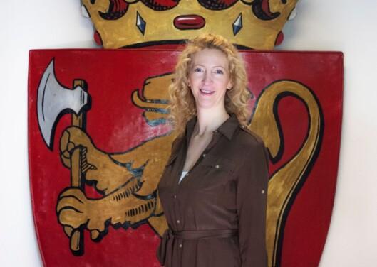 Inger A. E. Coll, leder av Norsk økonomiforum og høgskolelektor ved Politihøgskolen.