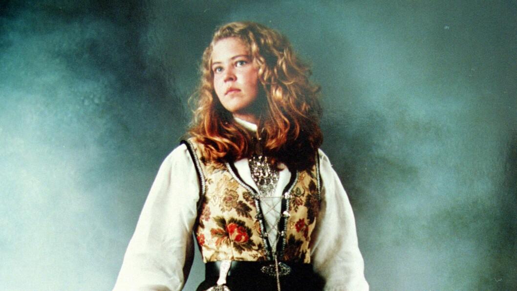OFFERET: 17-åringen Birgitte Tengs ble funnet drept på Karmøy den 6. mai 1995.