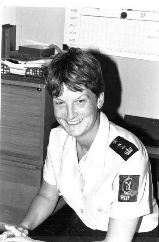 Anne Katrine Rambøl har ingen dårlige opplevelser knyttet til at hun var lensmann og kvinne, men vet at det var vanskelig for andre kvinnelige kolleger å bli akseptert.