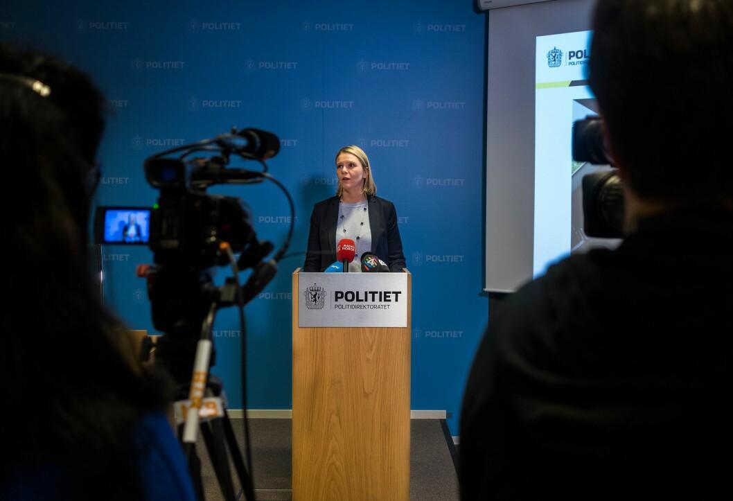 Ytterligere økt oppmerksomhet mot seksuelle overgrep mot barn har preget Sylvi Listhaugs første uker som justisminister.
