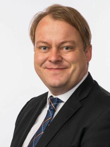 Erlend Wiborg i Fremskrittspartiet.