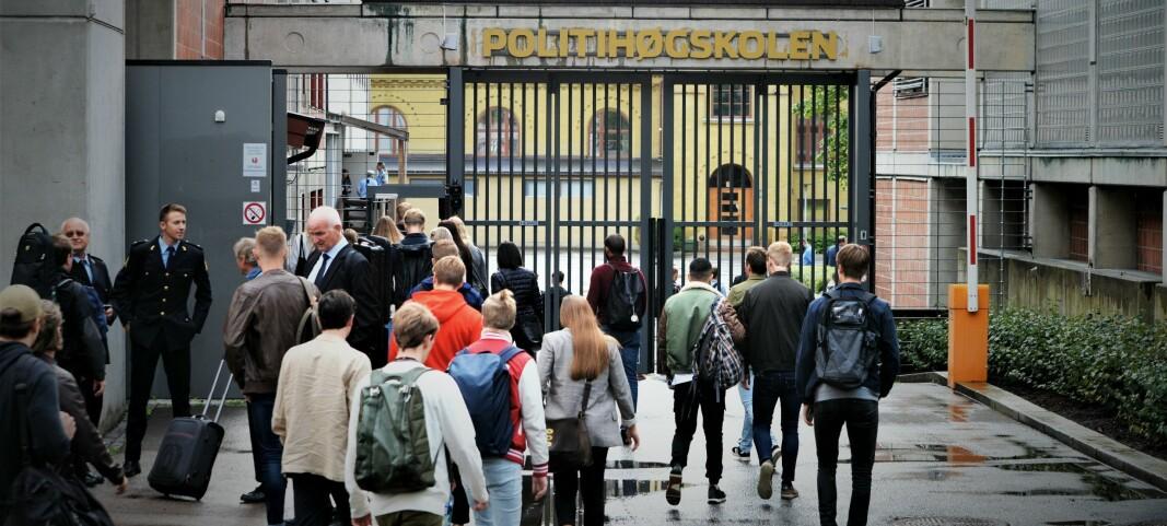 Norwegian Police University College in Oslo.