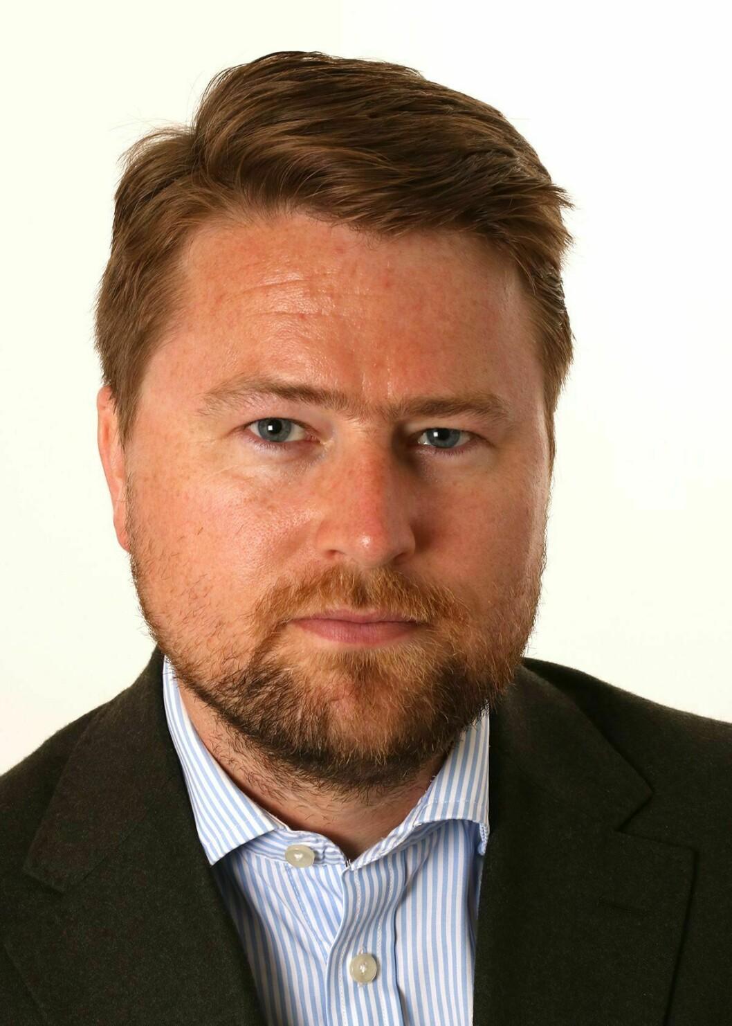 Einar Wigen, Tyrkia-ekspert og førsteamanuensis ved Universitetet i Oslo.