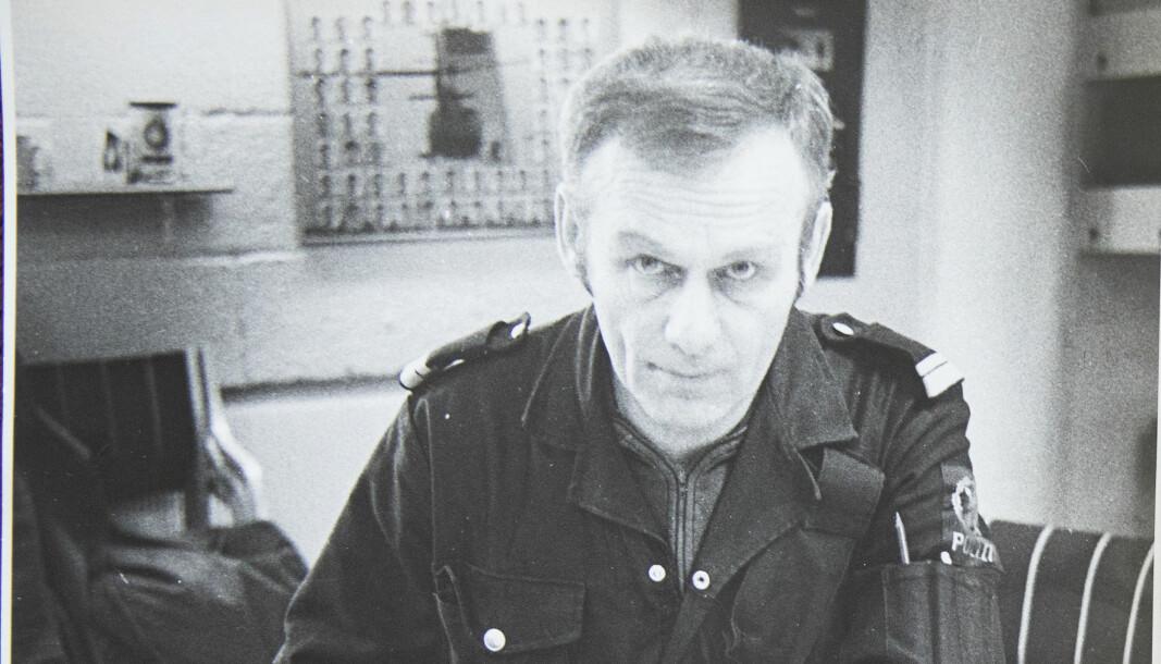 FØRSTE SJEF: For 45 år siden sa Torleiv Vika ja til å bli sjef for Beredskapstroppen. Han beskrives som en bauta av sine tidligere kolleger.