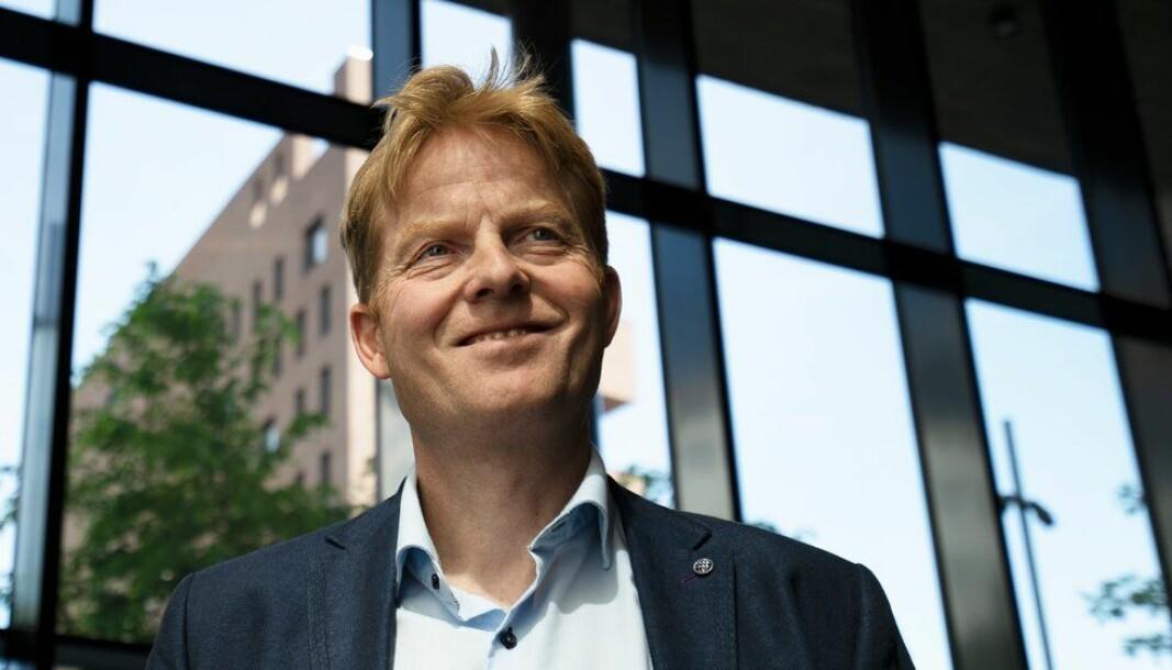 Pål Lønseth er ny sjef for Økokrim.