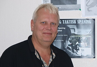 Torstein Holand, tidligere leder av gruppen Spesielle operasjoner