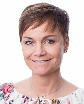 Linda Verdal, forbudssekretær i Politiets Fellesforbund