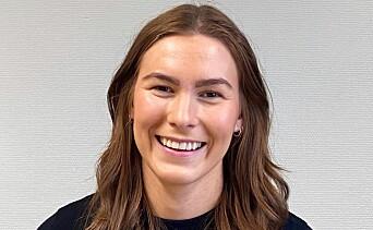 Ingrid Bårdli Viken, tredjeårsstudent ved Politihøgskolen.