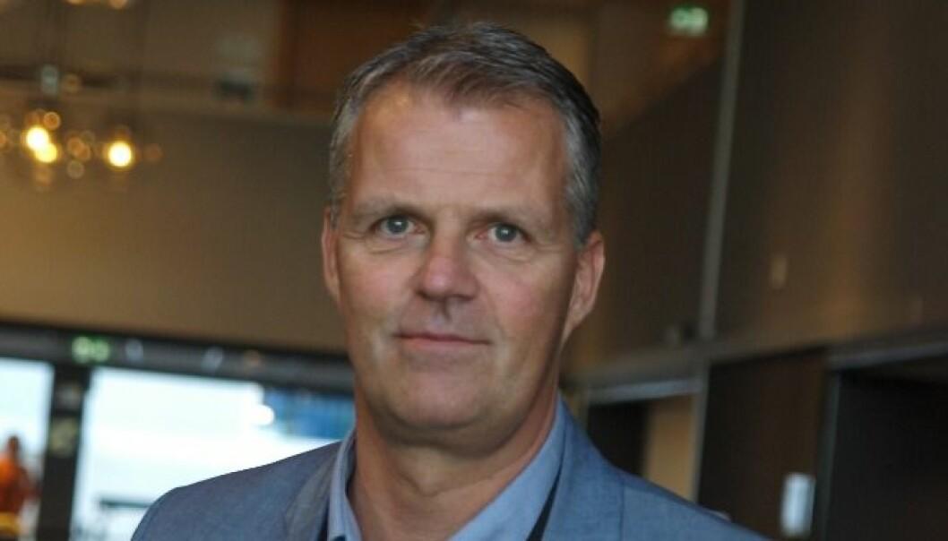 Lars Reiersen, leder for PF Politilederne.