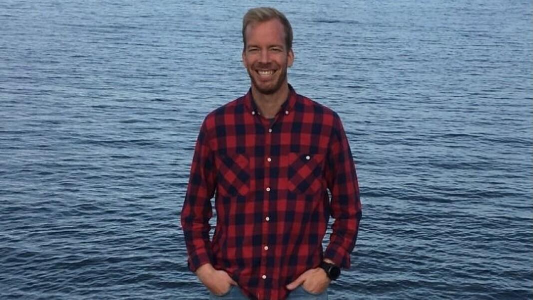 Lars Borge Blomquist tilbringer gjerne sommeren ved sjøen eller fjellet.