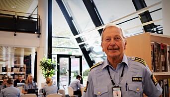 Geir Valaker, leder for bachelorutdanningen ved Politihøgskolen.