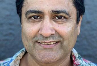 Shakeel Rehman, leder for Senter for sekulær integrering (SSI).