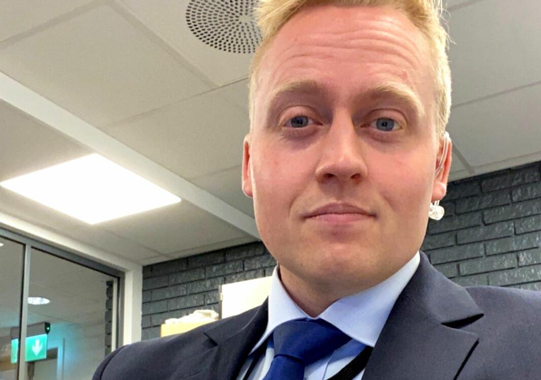 OPPBYGGENDE: – Jeg har lest meg opp på hva som kreves, trent målrettet og bygget opp motivasjonen min før jeg søkte, sier Snorre.