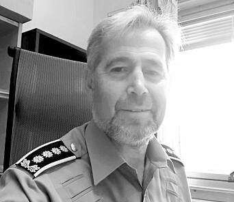 Arne Johannessen, Politiinspektør og GDE-leiar i Sogn og Fjordane, Vest politidistrikt.
