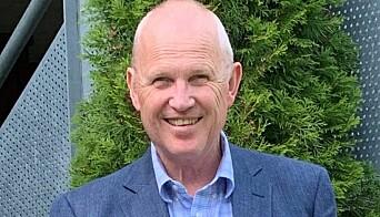Ove Sem, tidligere lensmann, politistasjonssjef og forbundssekretær i PF.