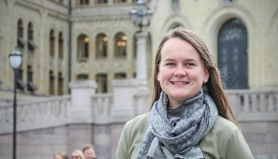 Marit K. Strand, stortingsrepresentant i Senterpartiet.