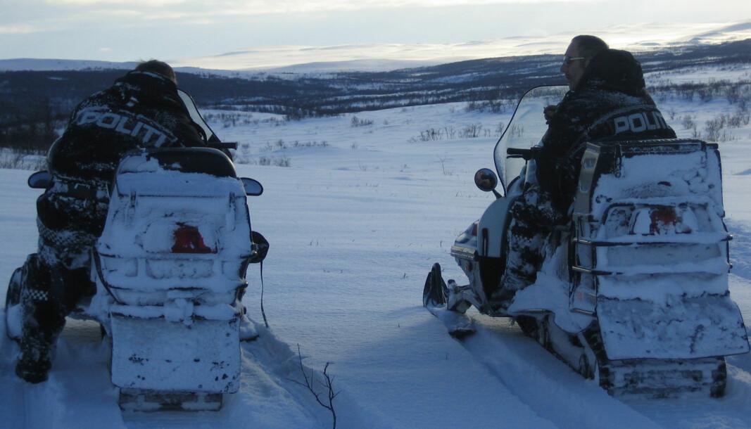 Politimesteren i Finnmark ønsker å flytte Reinpolitiet fra FEFE til GDE.