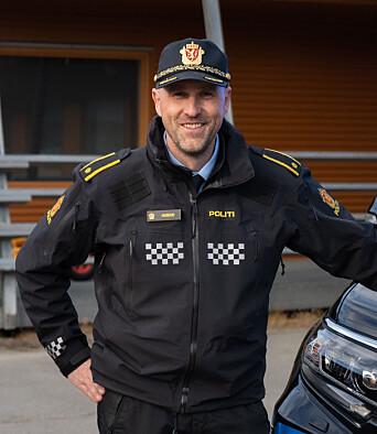 Sysselmannsførstebetjent Anders Haugerud.